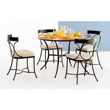 Round Casca Dining Sets