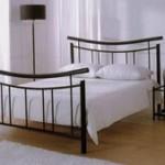 Metal Bed OB52