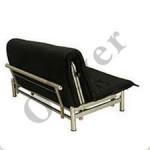 Black Slider Sofa Cum Bed