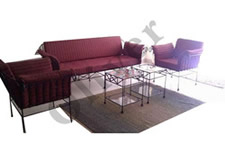 Sofa Set (Dark)