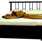OB 5019 queen storage bed