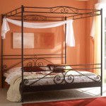 canopy bed 7