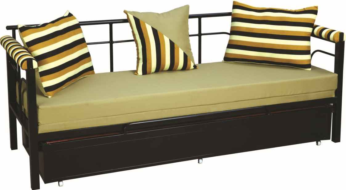 Diwan sofa elegant diwan furniture in usa sofa cots set for Diwan bed size