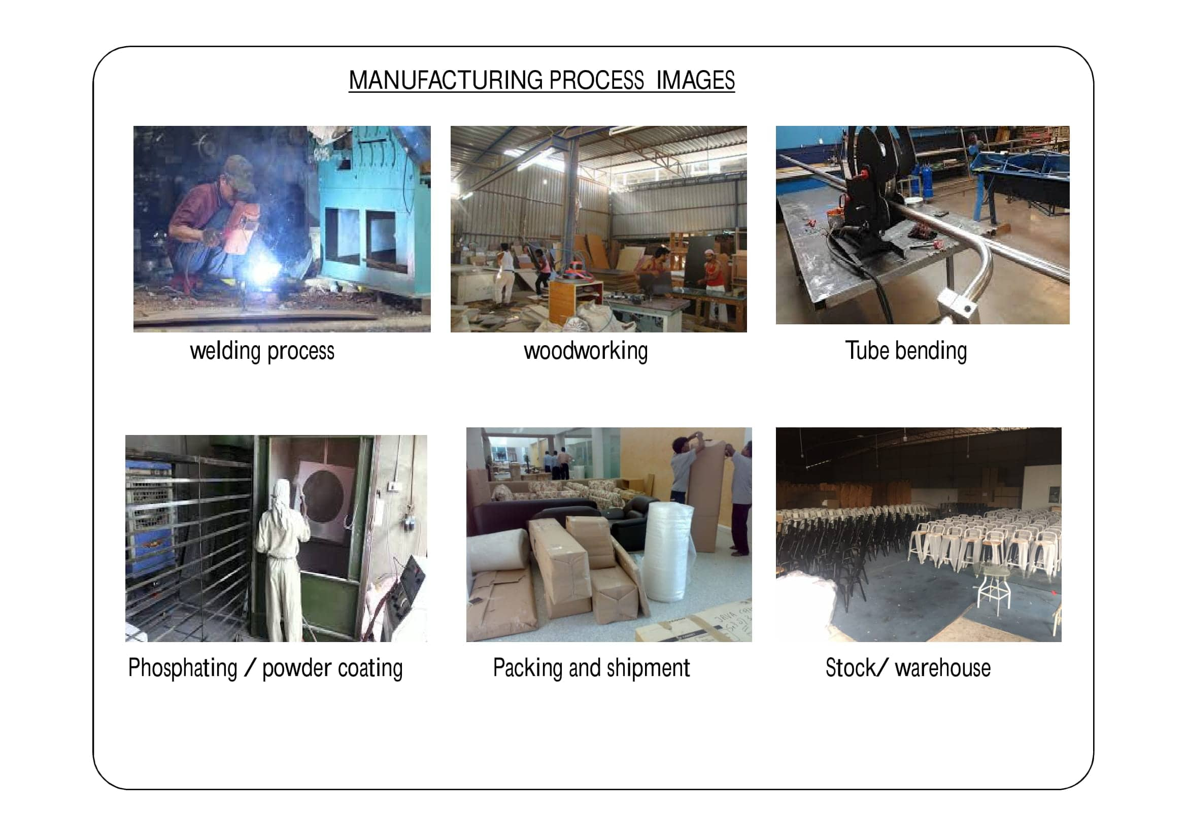 Company & Product Features